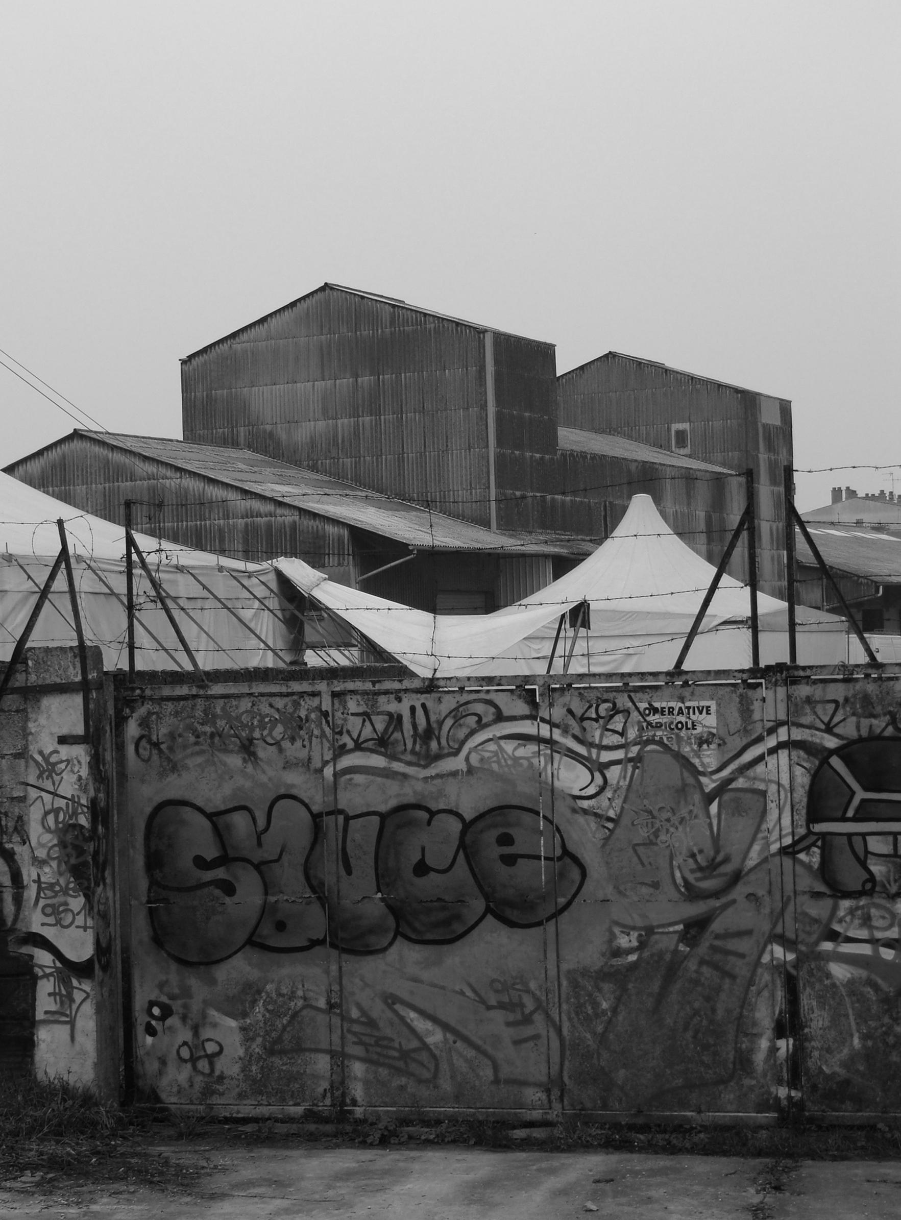 Le CNAC 07 - Friches + Culturel - Caractère Spécial Matthieu Poitevin Architecture