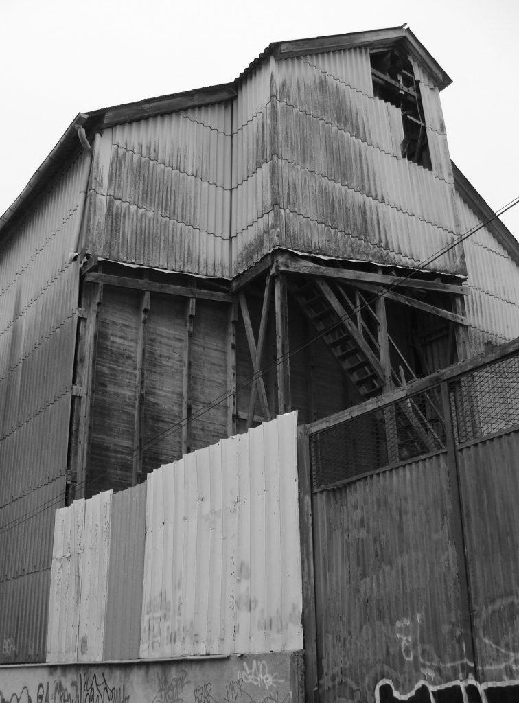 Le CNAC 08 - Friches + Culturel - Caractère Spécial Matthieu Poitevin Architecture