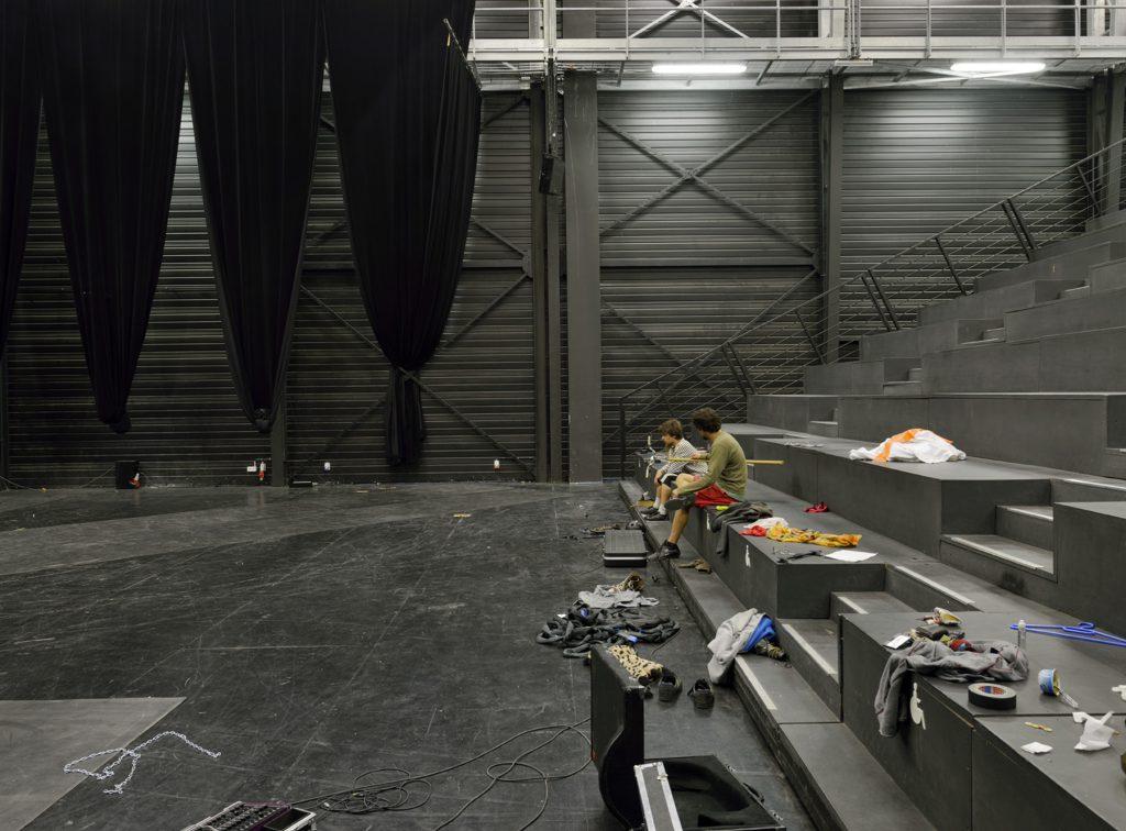 La Grainerie 03 - Friches + Culturel - Caractère Spécial - Matthieu Poitevin Architecture