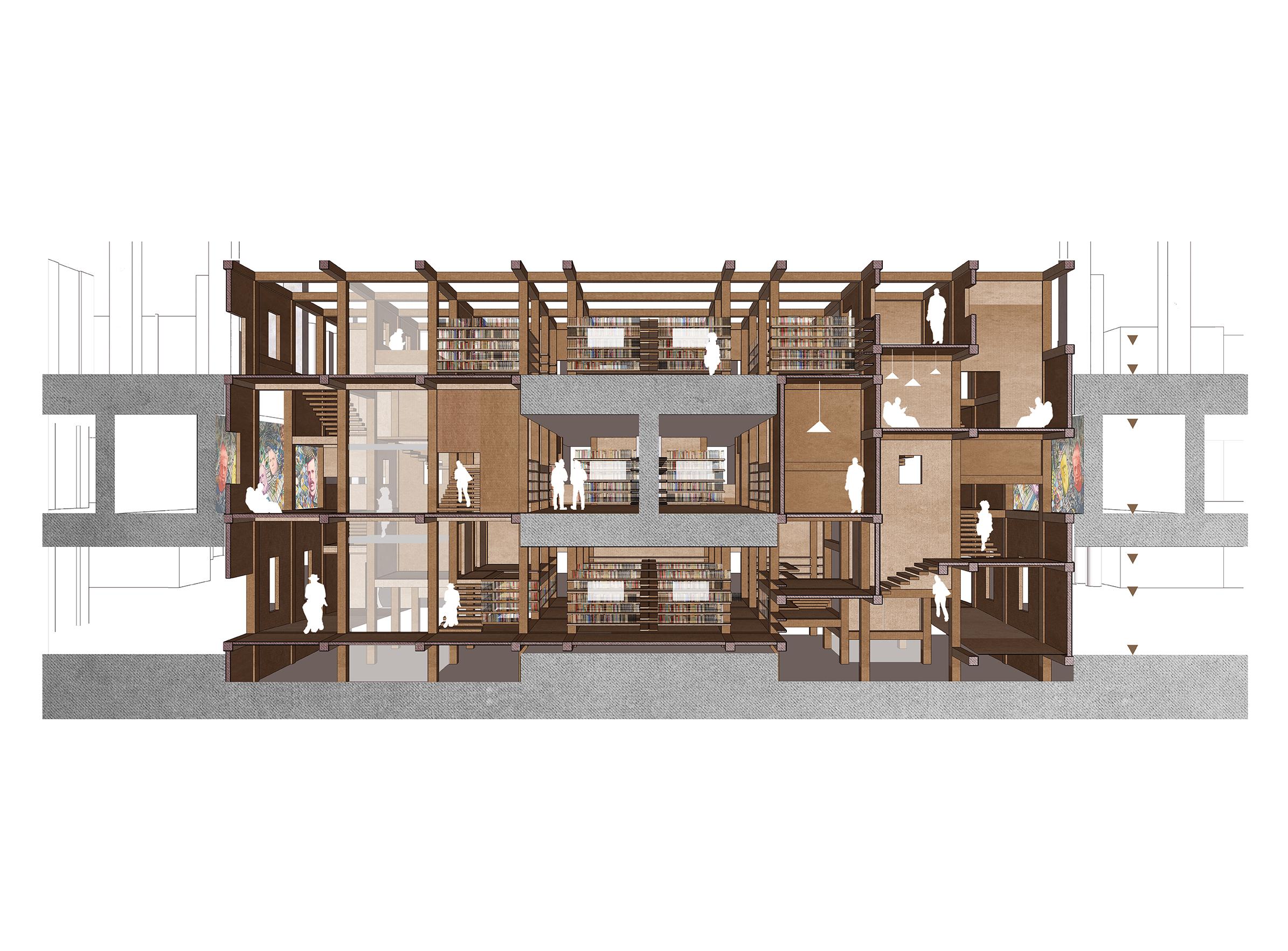 La Maison BSI 03 - Friches + Culturel - Caractère Spécial - Matthieu Poitevin Architecture
