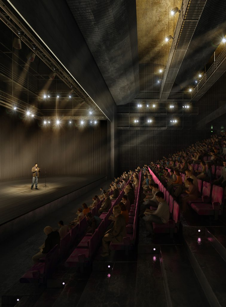 Théâtre Théo Argence - 04 - Friches + Culturel - Caractère Spécial - Matthieu Poitevin Architecture