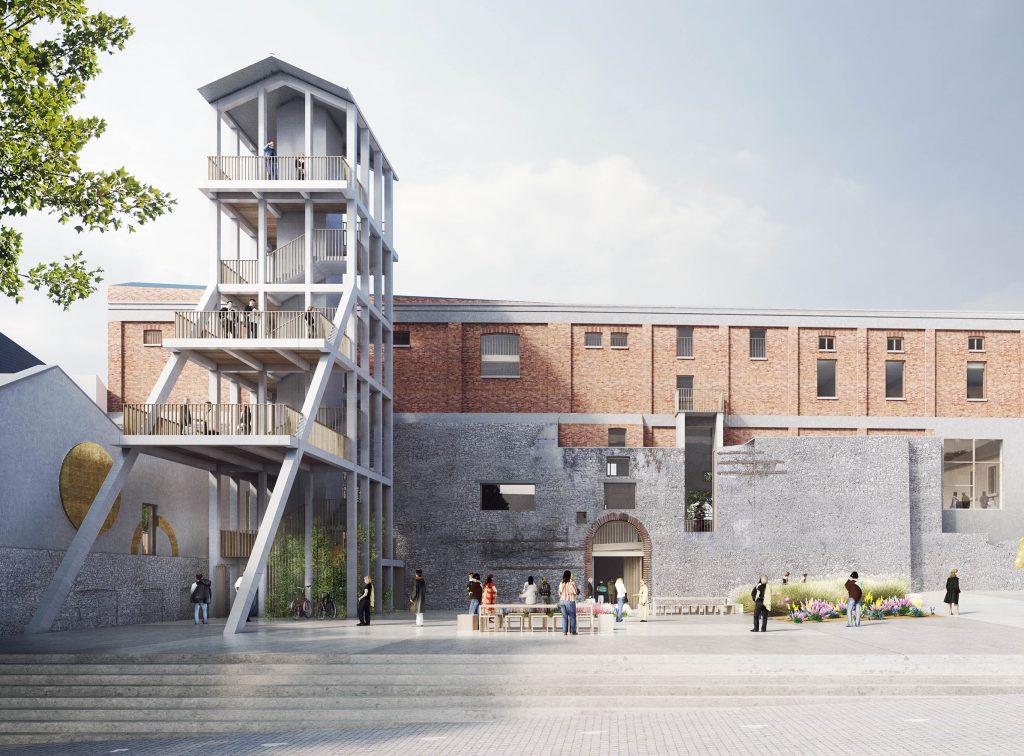 Vinaigreries Dessaux 01 - Friches + Culturel - Caractère Spécial - Matthieu Poitevin Architecture