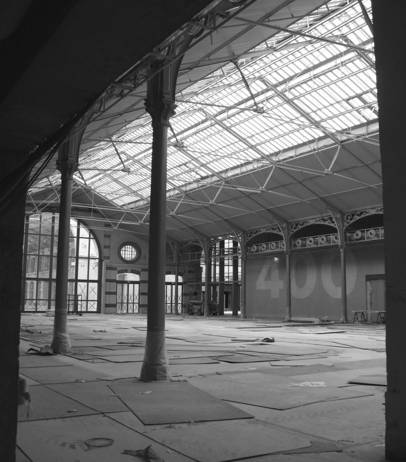 Grandes Tables 104 - 03 - Équipements Bureau - Caractère Spécial - Matthieu Poitevin Architecture