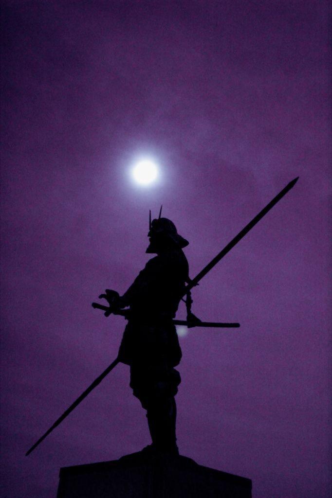 samurai - Caractère Spécial Architecture