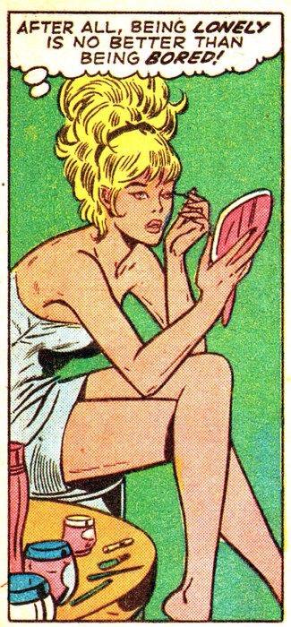 vintage comic  - Caractère Spécial Architecture