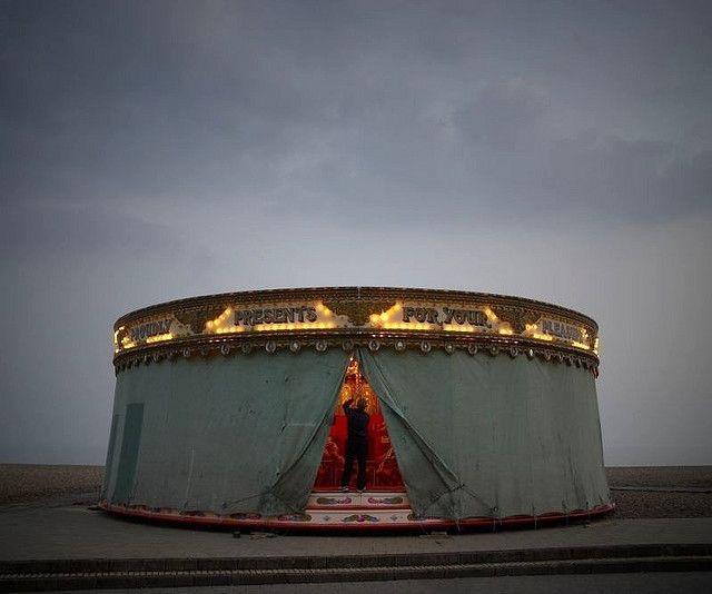 cirque - Caractère Spécial Architecture