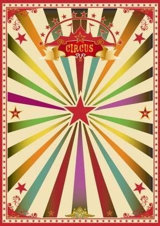 Affiche cirque - Caractère Spécial Architecture