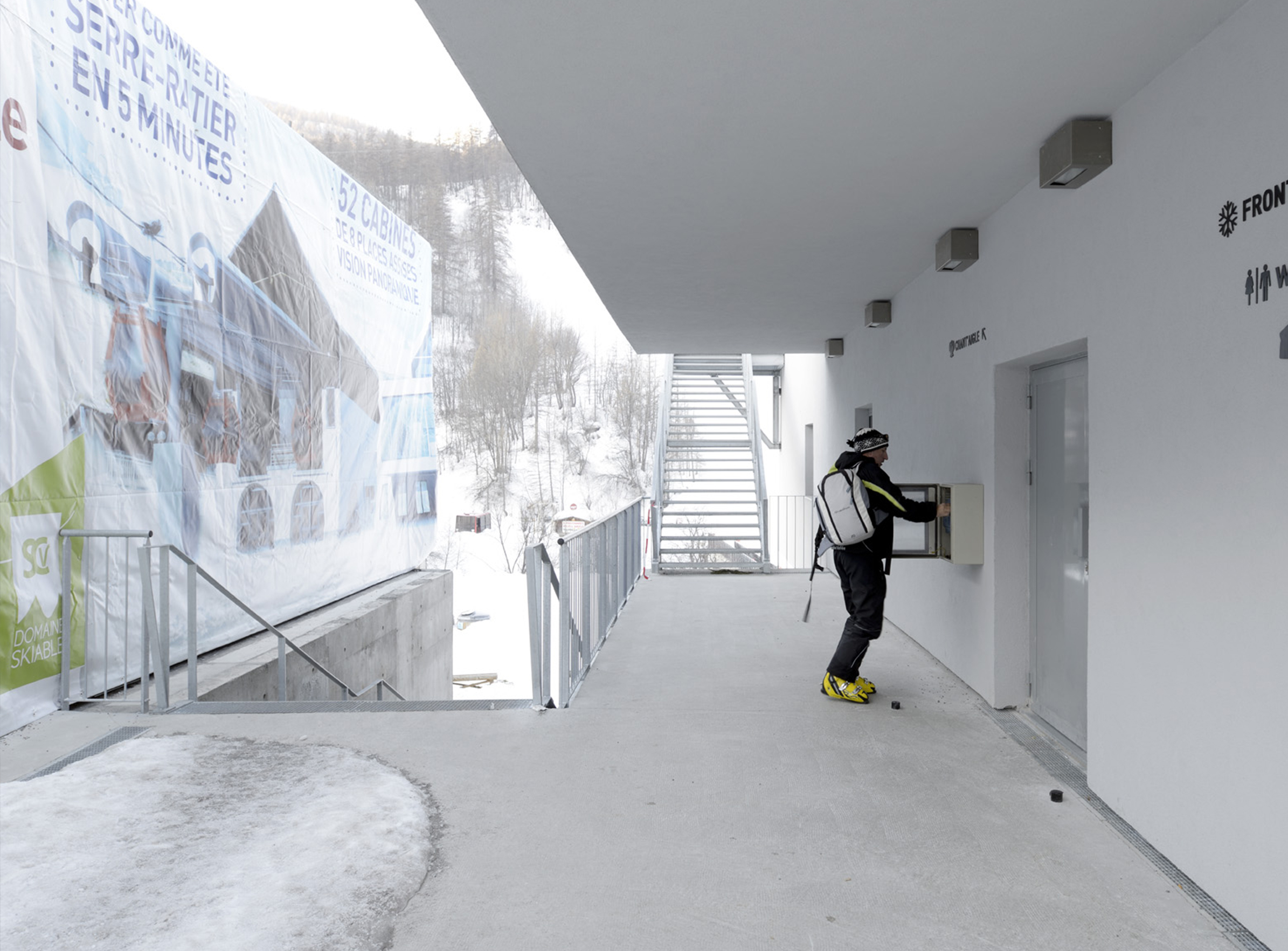 La Maison Blanche - 03 - Équipements + Bureau - Caractère Spécial - Matthieu Poitevin Architecture