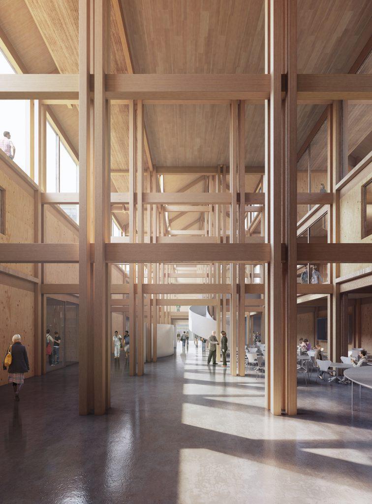 Le Palace - 02 - Équipements + Bureau - Caractère Spécial -Matthieu Poitevin Architecture
