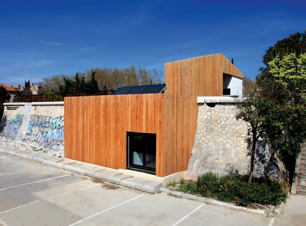 La Friche - La Crèche - 02 - Caractère Spécial - Matthieu poitevin Architecture