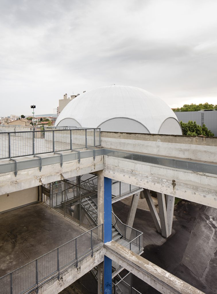 La Friche - Réserve foncière - GMEM - 02 -Caractère Spécial - Matthieu Poitevin Architecture
