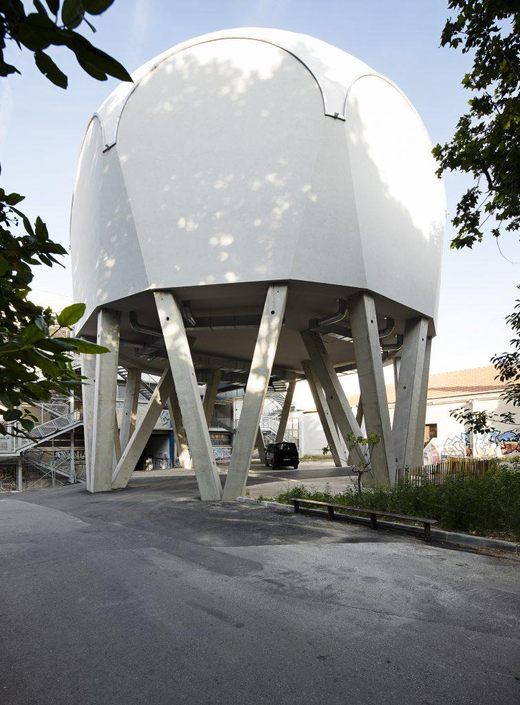 La Friche - Réserve foncière - GMEM - 03 -Caractère Spécial - Matthieu Poitevin Architecture