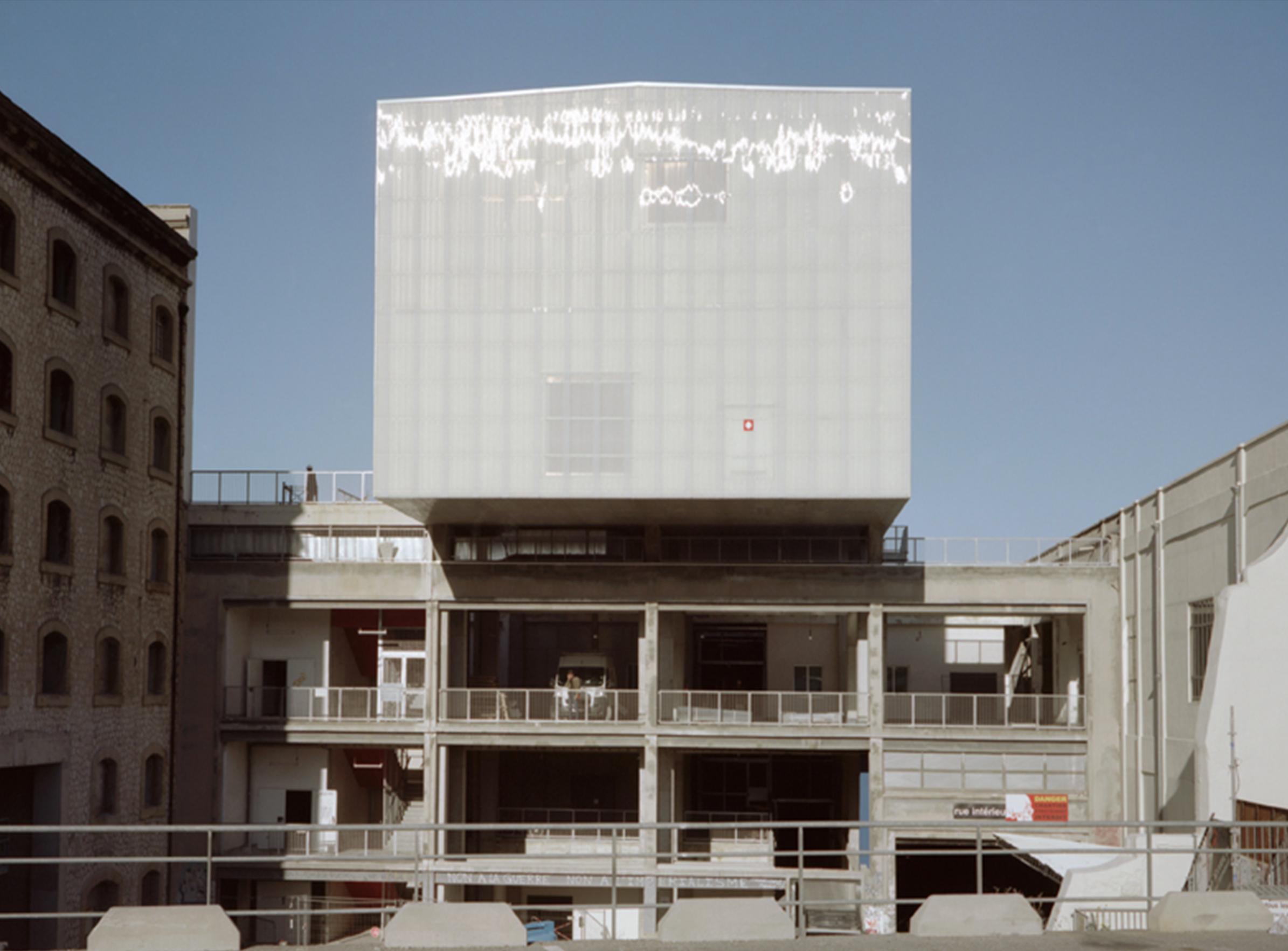 La Friche - Panorama - 01 -Caractère Spécial - Matthieu Poitevin Architecture