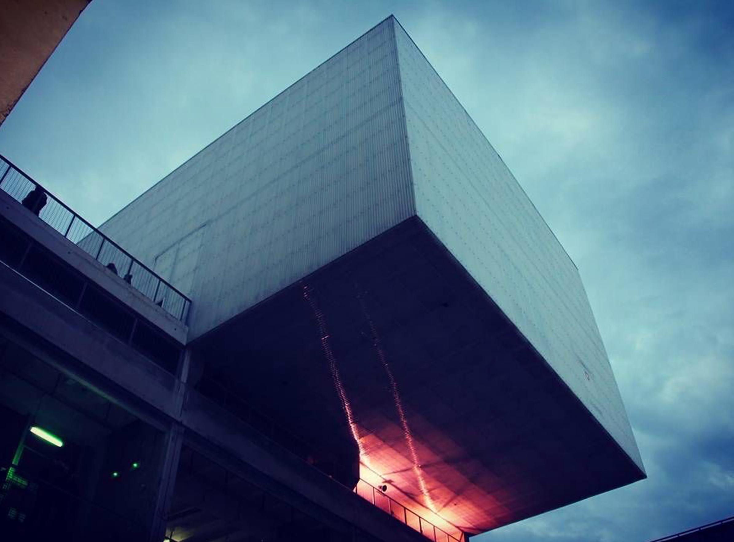 La Friche - Panorama - 02 - Caractère Spécial - Matthieu Poitevin Architecture