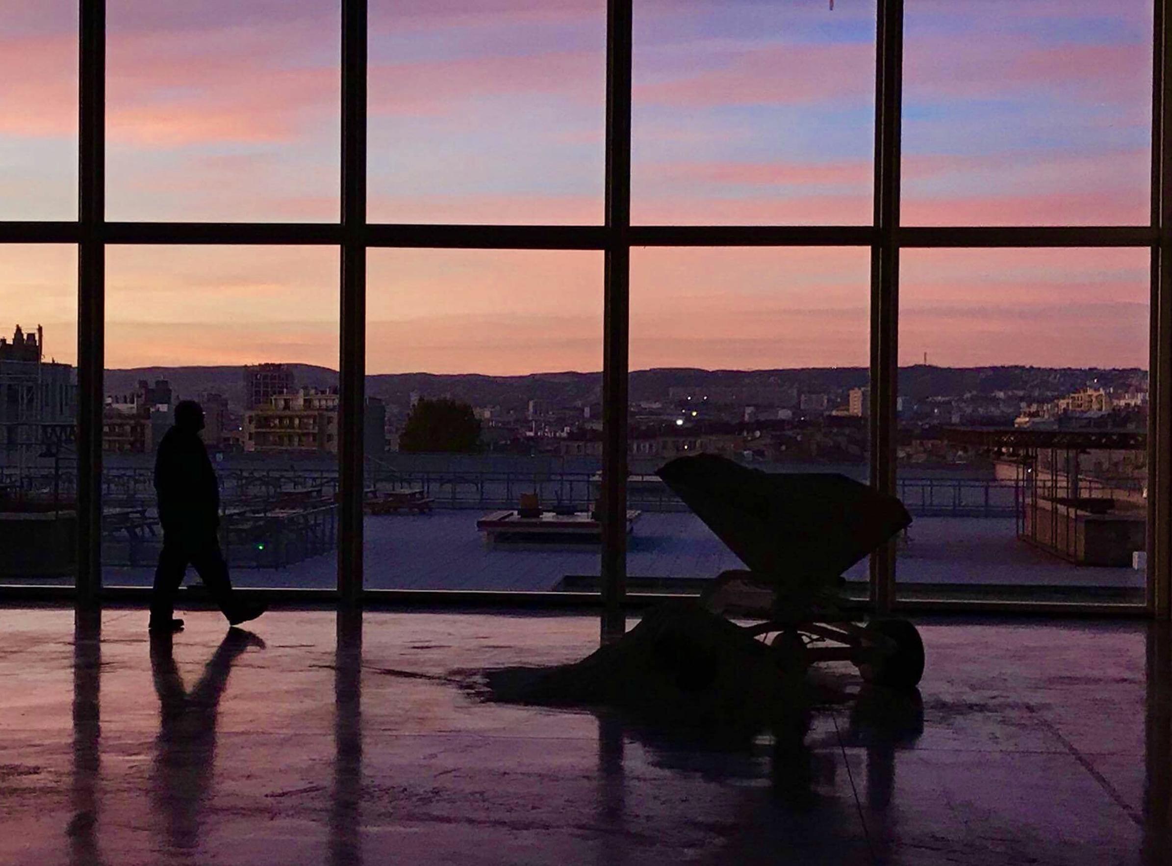 La Friche - Panorama - 07 - Caractère Spécial - Matthieu Poitevin Architecture