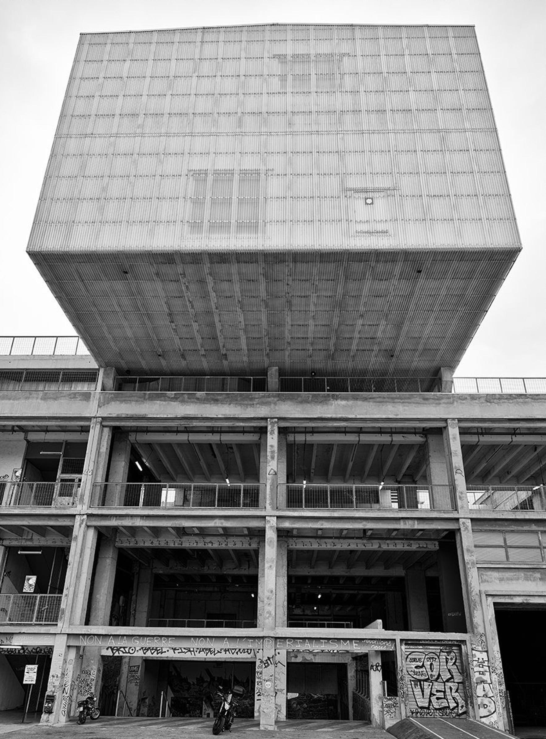 La Friche - Panorama - 11 - Caractère Spécial - Matthieu Poitevin Architecture