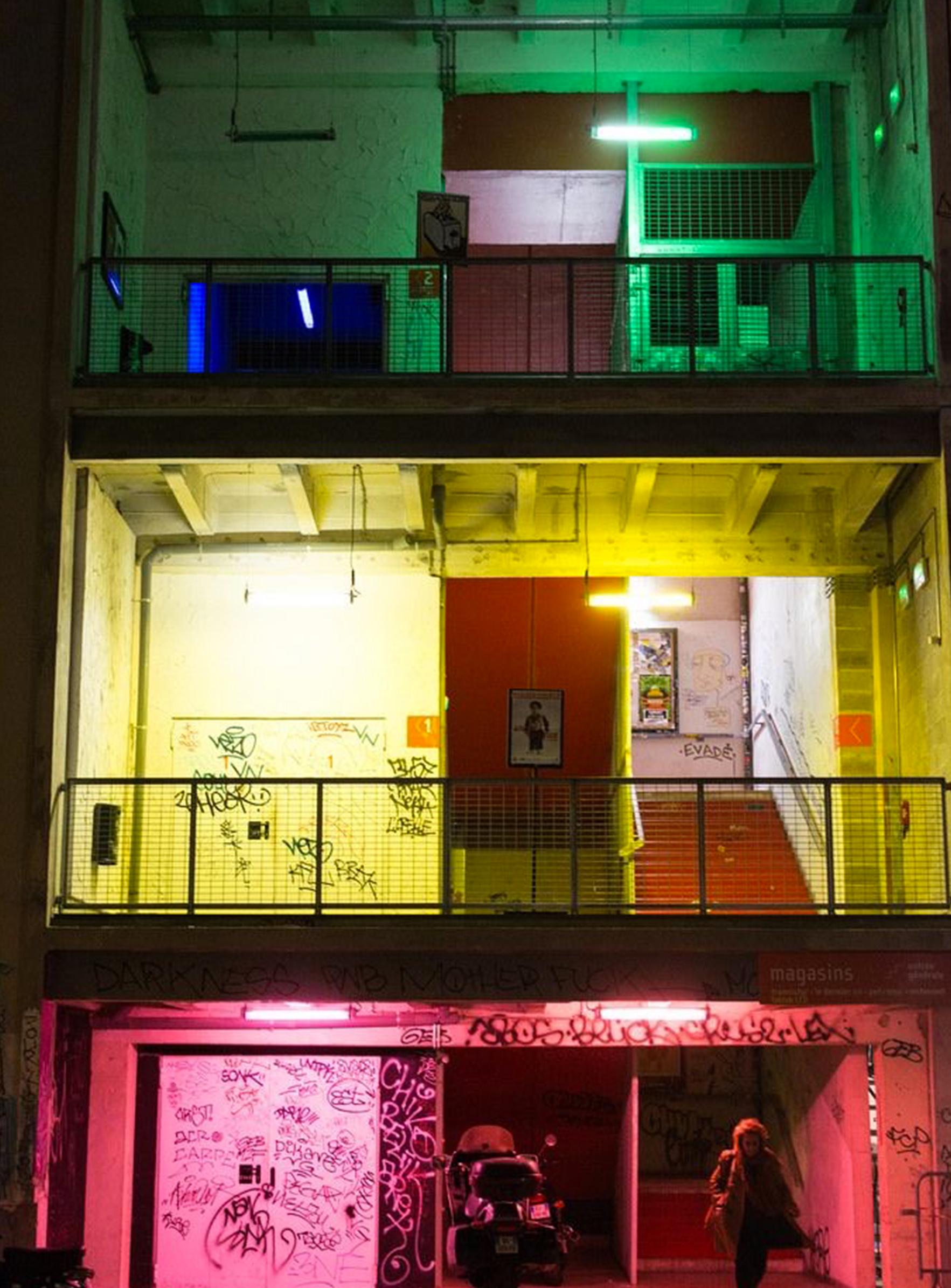 La Friche - Panorama - 12 - Caractère Spécial - Matthieu Poitevin Architecture