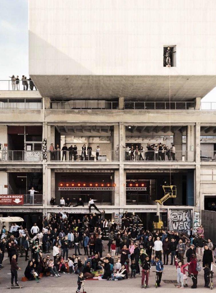 La Friche - Panorama - 13 - Caractère Spécial - Matthieu Poitevin Architecture