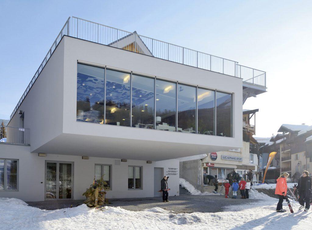 La Maison Blanche - 07 - Équipements + Bureau - Caractère Spécial - Matthieu Poitevin Architecture