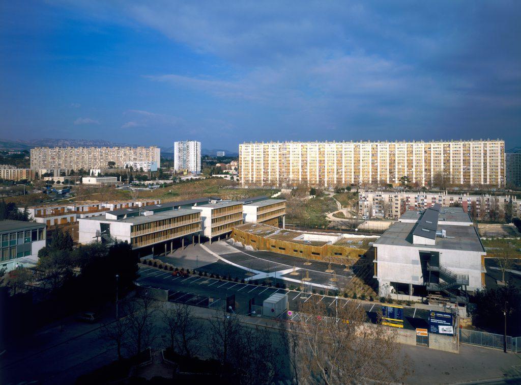Collège Renoir Rostand 07 - Équipements Bureau - Caractère Spécial - Matthieu Poitevin Architecture