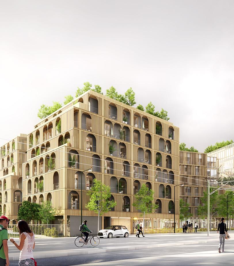 La Bulle d'Air - main - Logements - Caractère Spécial - Matthieu Poitevin Architecture
