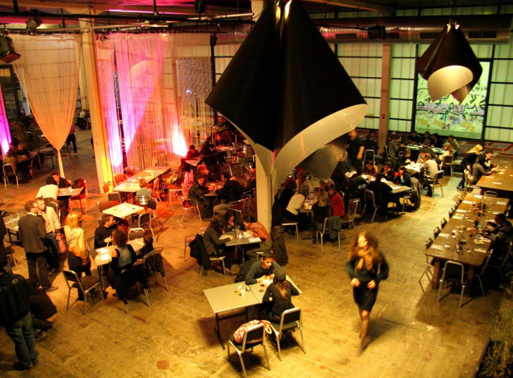 Grandes Tables - Friches + Culturel - Caractère Spécial - Matthieu Poitevin Architecture