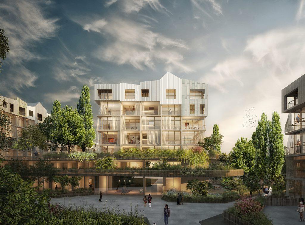 Le Rucher 01 - main - Logements - Caractère Spécial - Matthieu Poitevin Architecture