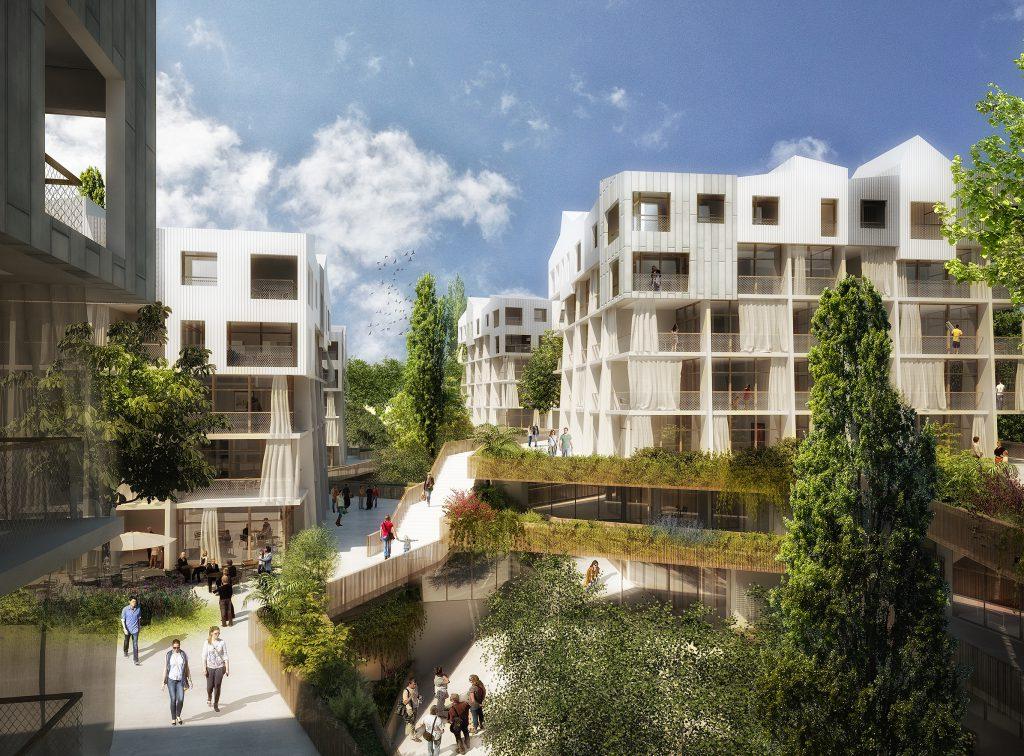 Le Rucher 02 - main - Logements - Caractère Spécial - Matthieu Poitevin Architecture
