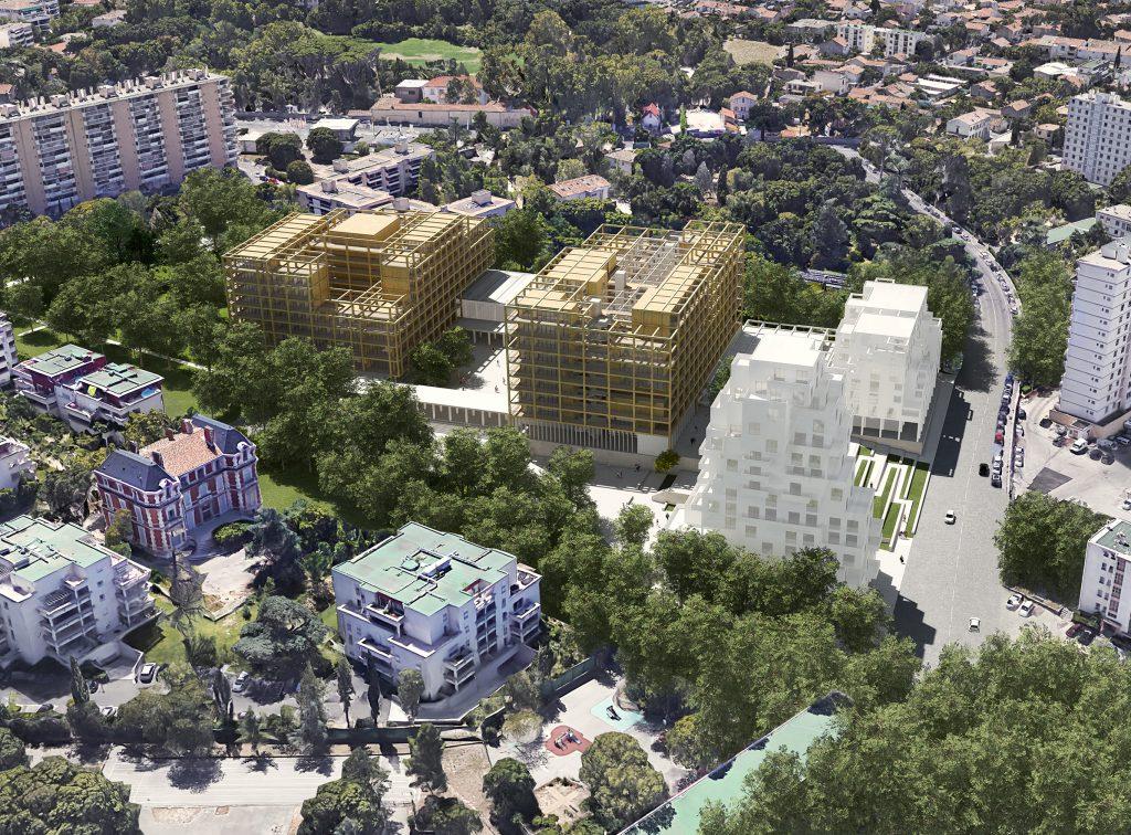 Résidence du Parc 02 - Logements - Caractère Spécial - Matthieu Poitevin Architecture