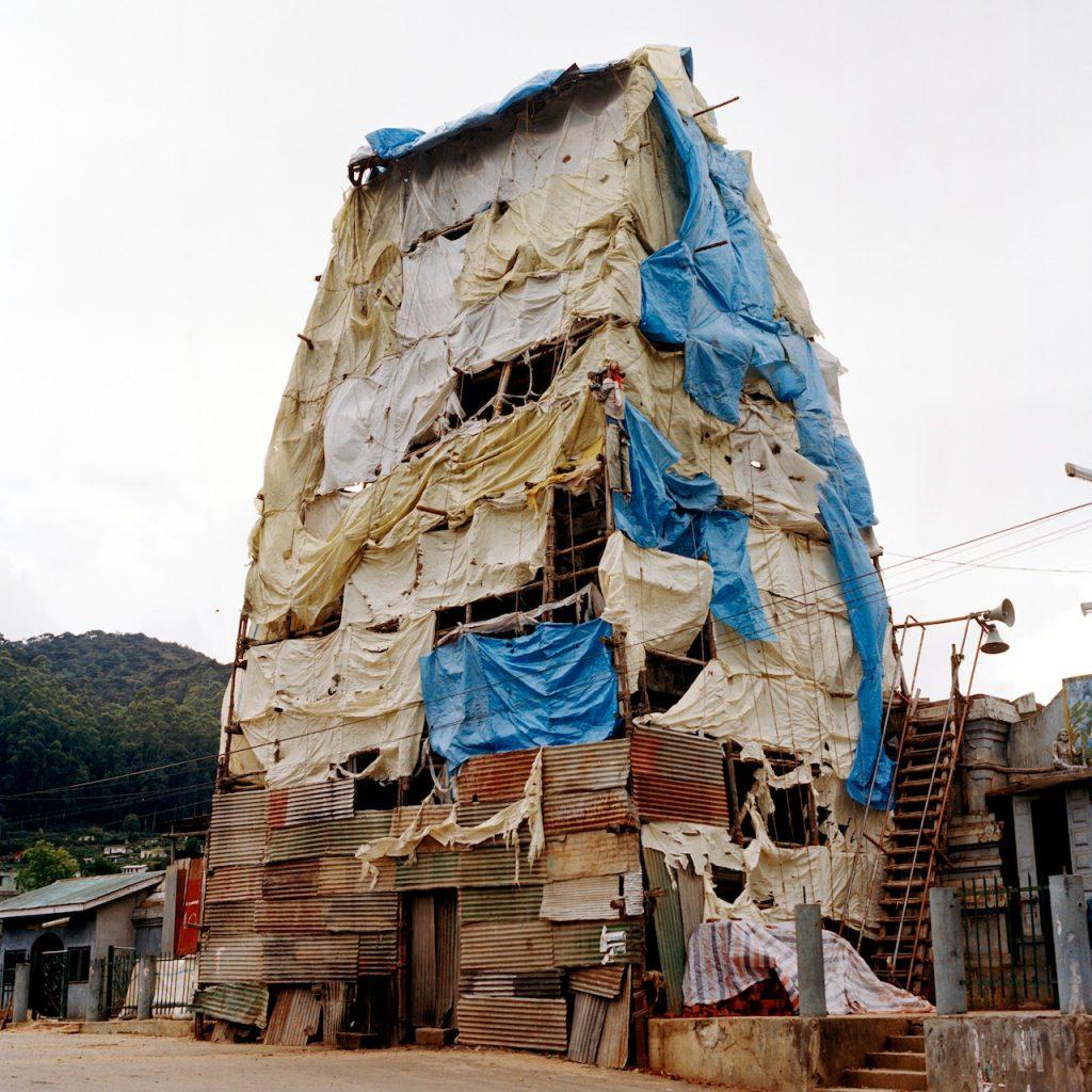 Maison de Somalie, 2009  - Caractère Spécial Architecture