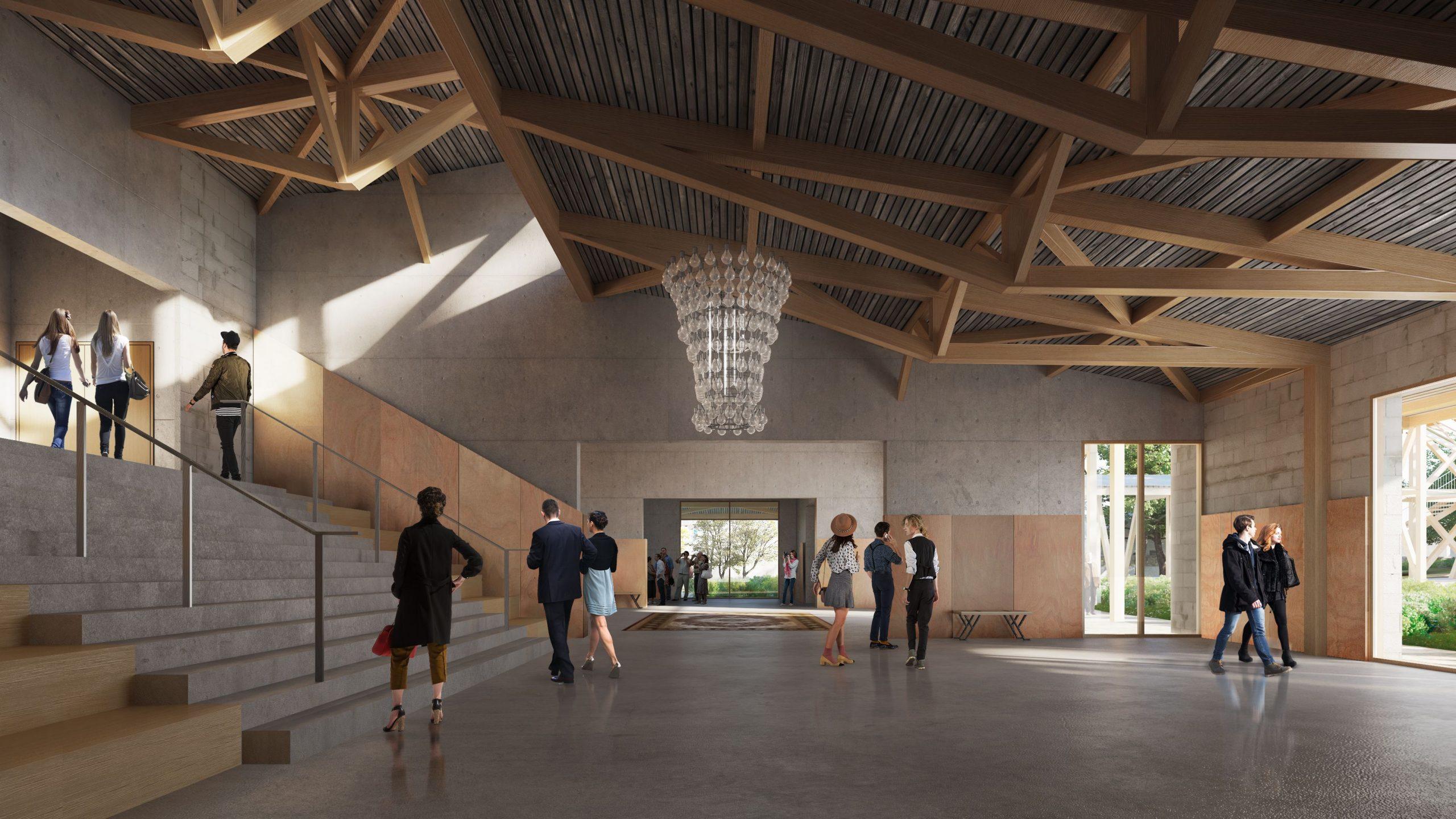 Le grand T - Int - Caractere Spécial - Matthieu Poitevin Architecture